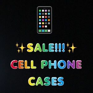 Cell phone case sale post 1/2 ✨✨